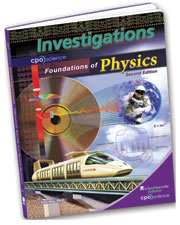Cover of Foundations of Physics Investigation Manual