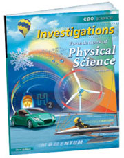 Cover of Foundations of Physical Science Investigation Guide