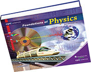 Cover to Foundations of Physics, 2nd Edition