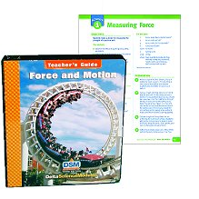 Cover of Teacher's Guide for Force and Motion