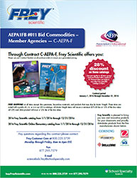 Cover to AEPA Contract Information PDF